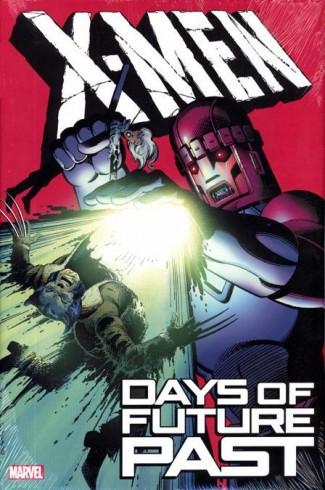X-MEN DAYS OF FUTURE PAST HARDCOVER