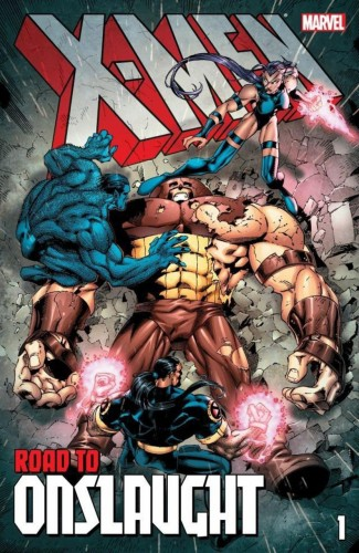 X-MEN VOLUME 1 ROAD TO ONSLAUGHT GRAPHIC NOVEL