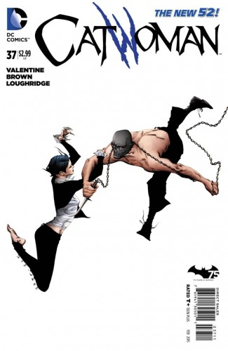 CATWOMAN #37 (2011 SERIES)