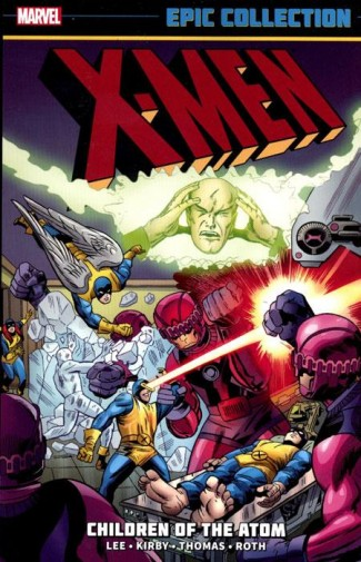 X-MEN EPIC COLLECTION CHILDREN OF THE ATOM GRAPHIC NOVEL