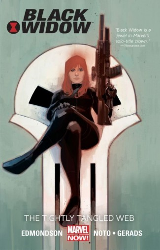 BLACK WIDOW VOLUME 2 THE TIGHTLY TANGLED WEB GRAPHIC NOVEL