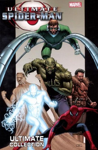 ULTIMATE SPIDER-MAN ULTIMATE COLLECTION BOOK 5 GRAPHIC NOVEL