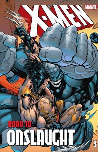 X-MEN VOLUME 3 ROAD TO ONSLAUGHT GRAPHIC NOVEL