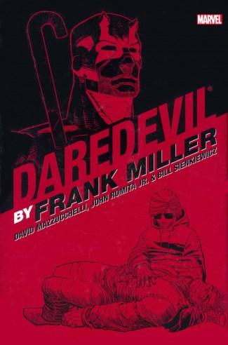 DAREDEVIL BY FRANK MILLER OMNIBUS COMPANION HARDCOVER
