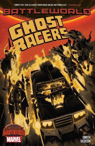 GHOST RACERS GRAPHIC NOVEL