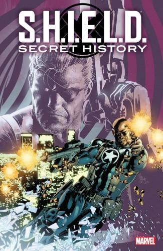 SHIELD SECRET HISTORY GRAPHIC NOVEL