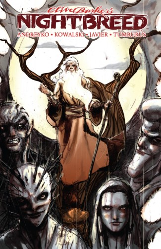 CLIVE BARKERS NIGHTBREED VOLUME 2 GRAPHIC NOVEL
