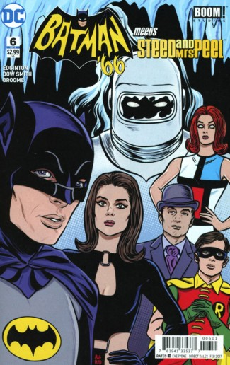 BATMAN 66 MEETS STEED AND MRS PEEL #6