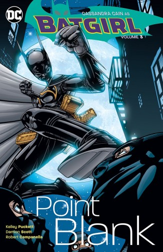 BATGIRL VOLUME 3 POINT BLANK GRAPHIC NOVEL