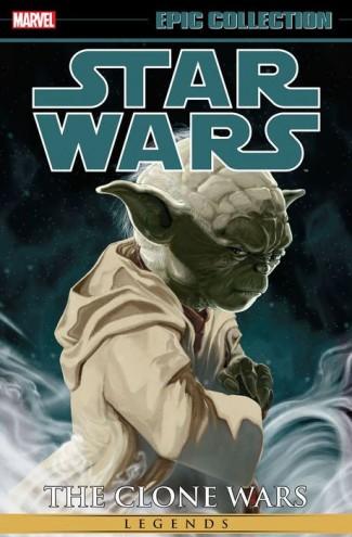 STAR WARS LEGENDS EPIC COLLECTION CLONE WARS VOLUME 1 GRAPHIC NOVEL