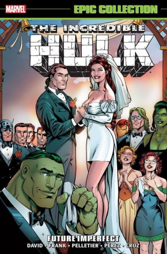 INCREDIBLE HULK EPIC COLLECTION FUTURE IMPERFECT GRAPHIC NOVEL