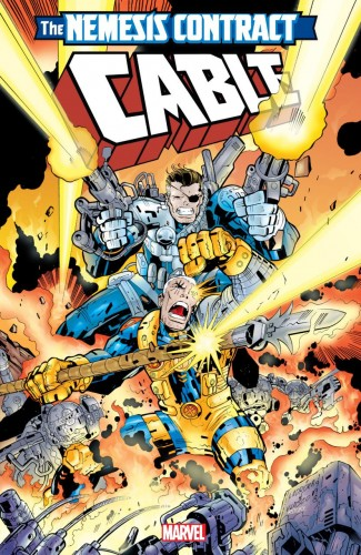 CABLE NEMESIS CONTRACT GRAPHIC NOVEL