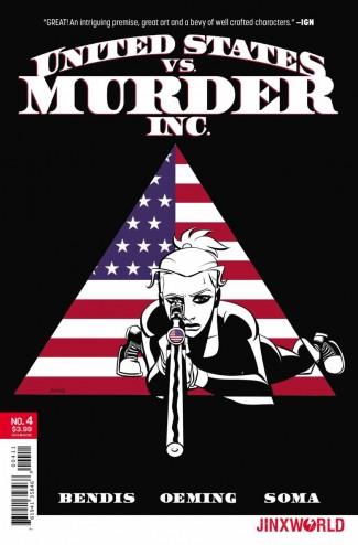 UNITED STATES VS MURDER INC #4 (2018 SERIES)