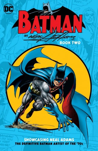 BATMAN BY NEAL ADAMS BOOK 2 GRAPHIC NOVEL