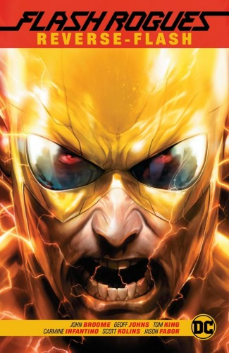 FLASH ROGUES REVERSE FLASH GRAPHIC NOVEL
