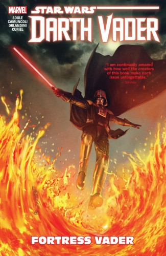 STAR WARS DARTH VADER DARK LORD SITH VOLUME 4 FORTRESS VADER GRAPHIC NOVEL