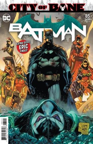 BATMAN #85 (2016 SERIES)