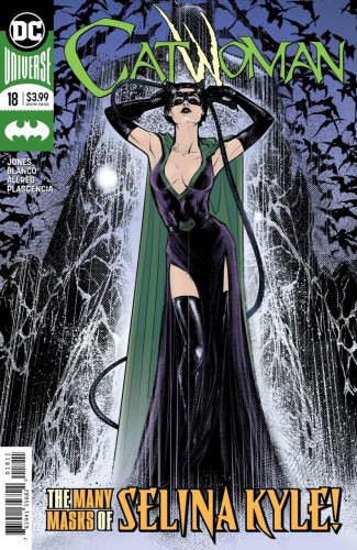CATWOMAN #18 (2018 SERIES)