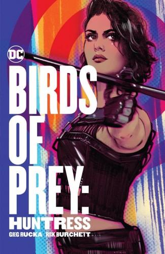 BIRDS OF PREY HUNTRESS GRAPHIC NOVEL