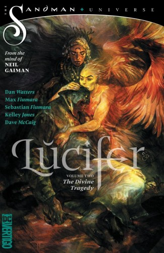 LUCIFER VOLUME 2 THE DIVINE TRAGEDY GRAPHIC NOVEL
