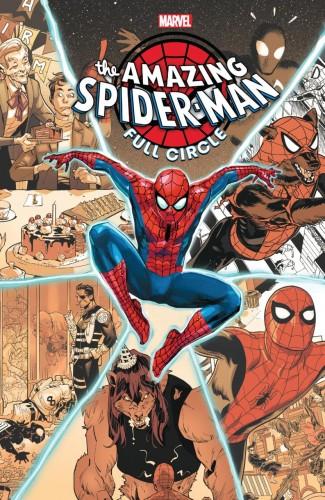 AMAZING SPIDER-MAN FULL CIRCLE HARDCOVER