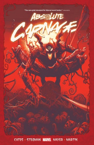 ABSOLUTE CARNAGE GRAPHIC NOVEL