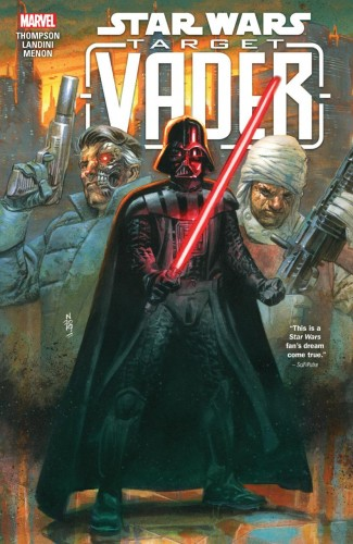 STAR WARS TARGET VADER GRAPHIC NOVEL