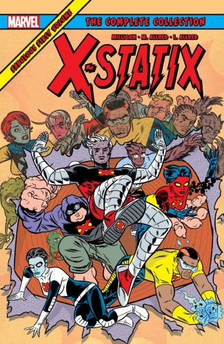 X-STATIX THE COMPLETE COLLECTION VOLUME 1 GRAPHIC NOVEL