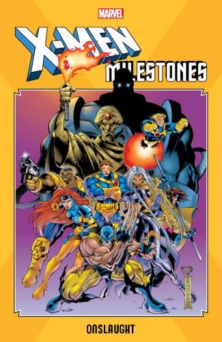 X-MEN MILESTONES ONSLAUGHT GRAPHIC NOVEL