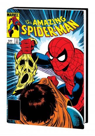 SPIDER-MAN BY ROGER STERN OMNIBUS DM VARIANT HOBGOBLIN UNMASKED HARDCOVER