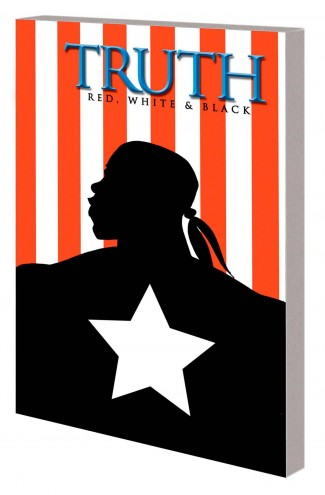 CAPTAIN AMERICA TRUTH GRAPHIC NOVEL KYLE BAKER DM VARIANT COVER