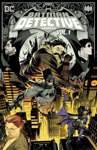 BATMAN DETECTIVE COMICS VOLUME 1 THE NEIGHBORHOOD HARDCOVER