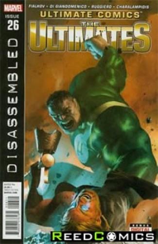 Ultimate Comics The Ultimates #26
