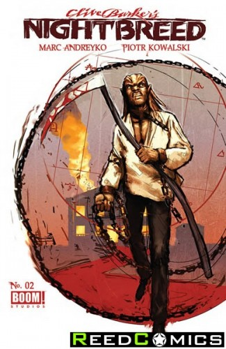 Clive Barkers Nightbreed #2