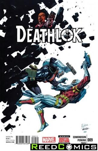 Deathlok Volume 5 #9