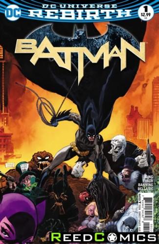 BATMAN #1 VARIANT