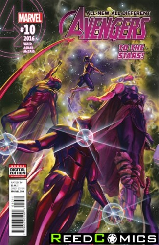 All New All Different Avengers #10