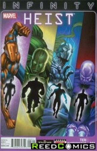Infinity Heist #2