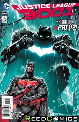 Justice League 3001 #5