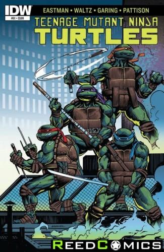 Teenage Mutant Ninja Turtles Volume 5 #51