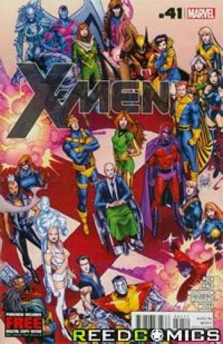 X-Men Comics (New Series) #41