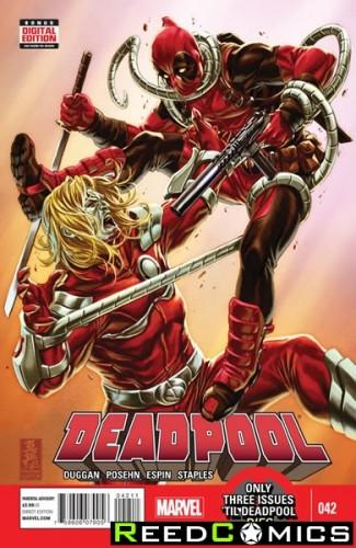 Deadpool Volume 4 #42