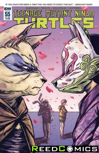 Teenage Mutant Ninja Turtles Volume 5 #55