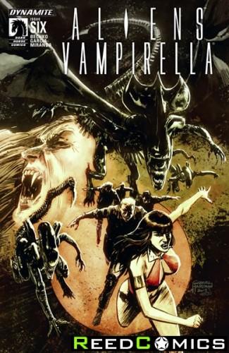 Aliens Vampirella #6