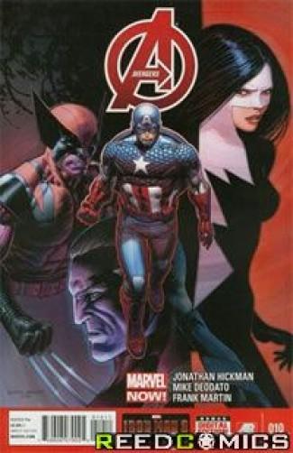 Avengers Volume 5 #10