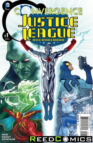 Convergence Justice League International #1