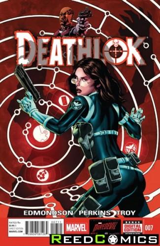 Deathlok Volume 5 #7