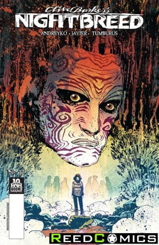 Clive Barkers Nightbreed #12