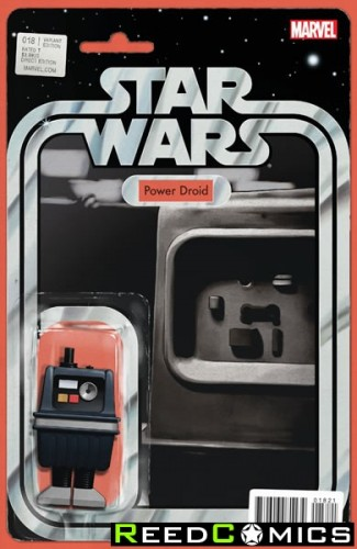 Star Wars Volume 4 #18 (Christopher Action Figure Variant Cover)