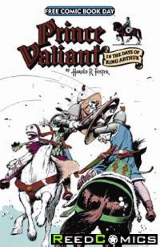 FCBD Edition Fantagraphics Prince Valiant